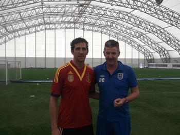 Dave Clarke and Diego Camacho